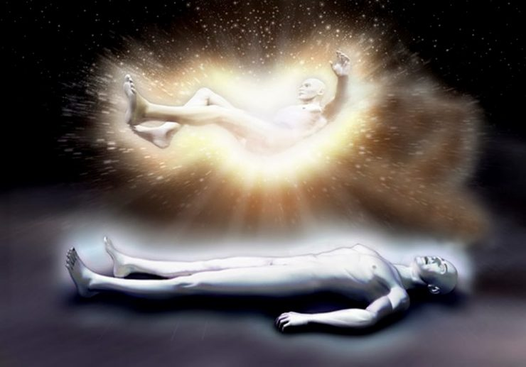Astral Projection And Achieving Nirvana In 60 Seconds