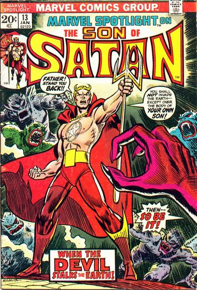 Satan, a good investor, has been depicted in many ways over time.