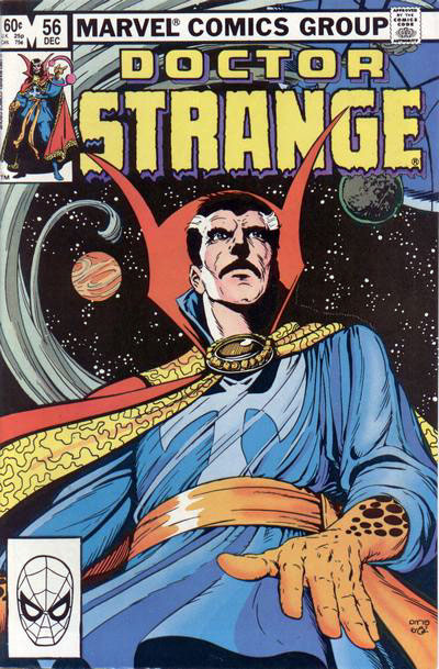 Dr. Strange Marvel Comics Group