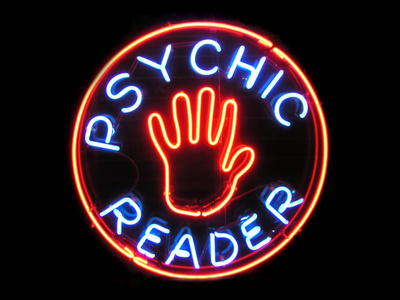 When things just keep getting worse, I tried turning to a psychic