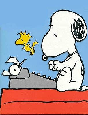 Self-Publishing Your Own Book like Snoopy