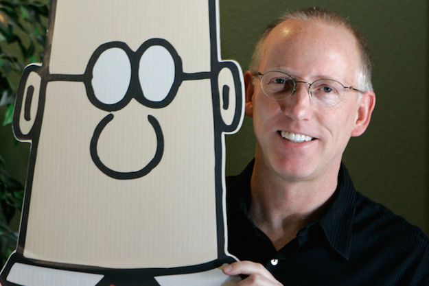 Cartoonist and Dilbert creator Scott Adams share details about How To Go Viral