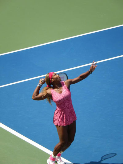 10 Ways I Learn From Serena Williams