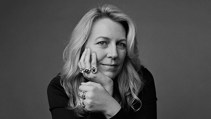 Cheryl Strayed - James Altucher's Go To Author