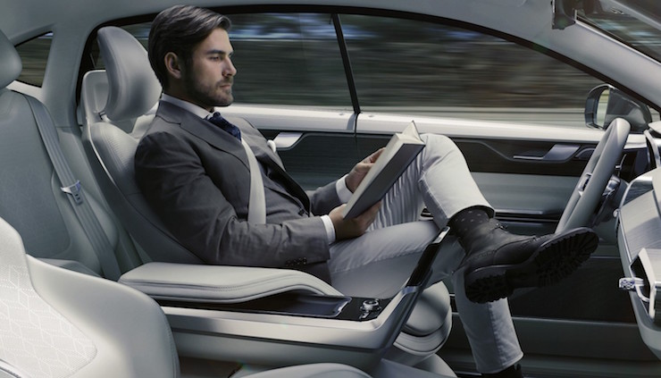 6 Ways That Driverless Cars Will Change The World