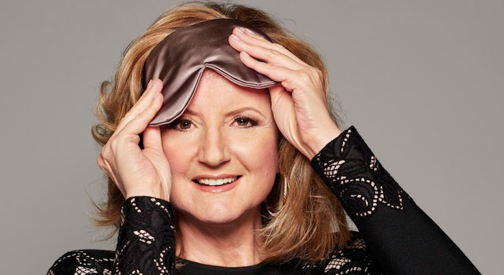 Arianna Huffington Talks about The Delusion We're All Suffering From at The James Altucher Show