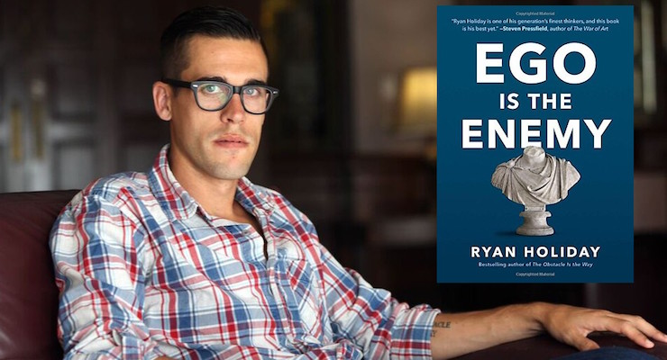 Ryan Holiday Talks about The Powerful Enemy of Your Success at The James Altucher Show