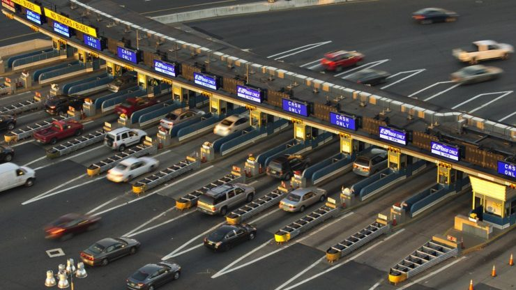 tollbooth collector