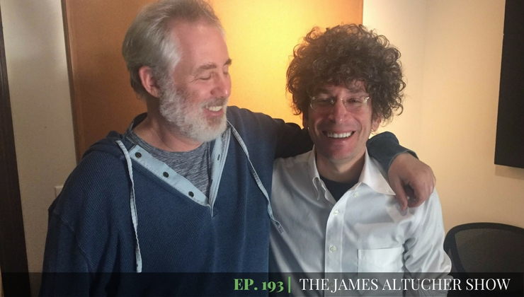 Brian Koppelman Talks about The Way To Start Again at The James Altucher Show