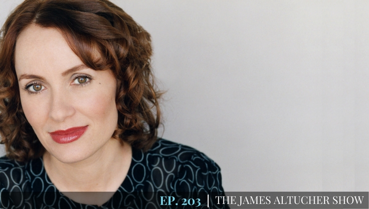 Susan David Tells What To Do When You're Stuck In Your Job at The James Altucher Show