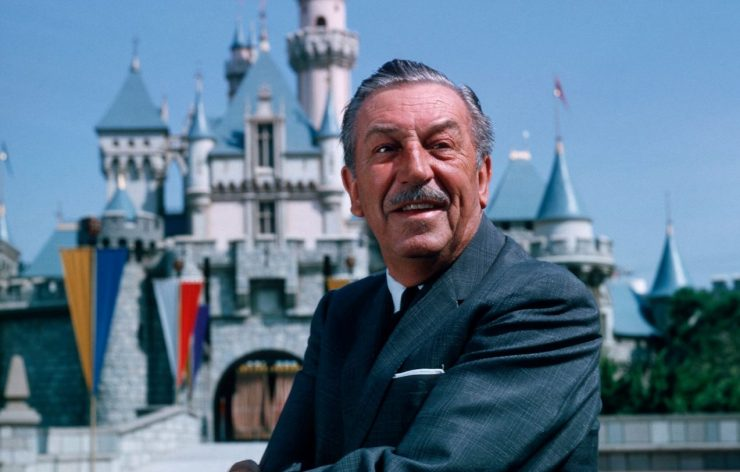 Walt Disney practiced the 5x5 rule without knowing it