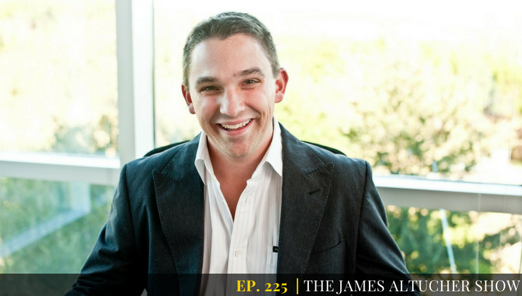 Ryan Deiss Tells 3 Reasons Why College Is A Lie at The James Altucher Show